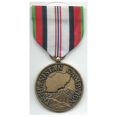 Afghanistan Campaign Service Medal