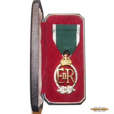 Royal Navy Reserve Decoration - 1967
